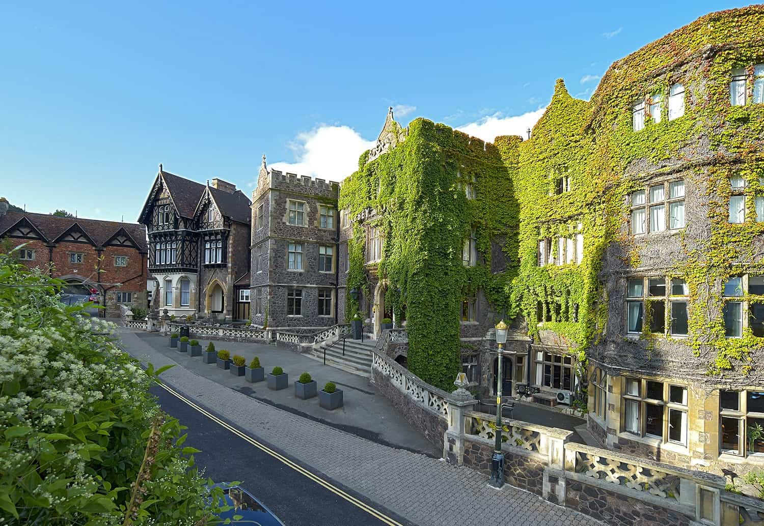 location u2013 the abbey hotel in great malvern worcestershire